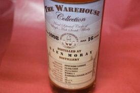 ザ・ウエアーハウス・コレクション / グレン・マレイ 1998/2014 16年 56.4% 700ml【モルト・ウイスキー】