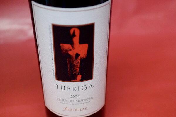 カンティーナ・アルジオラス / トゥリガー [2005]【赤ワイン】