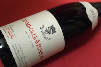 Domaine François promised Chambolle /