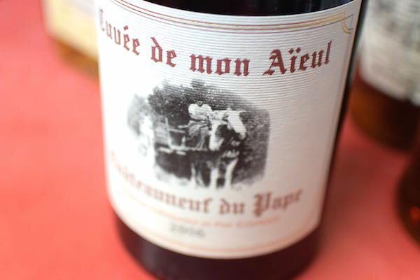 ドメーヌ・ピエール・ユッセリオ / シャトーヌッフ・デュ・パフ・モ・ナイユル [2006]【赤ワイン】