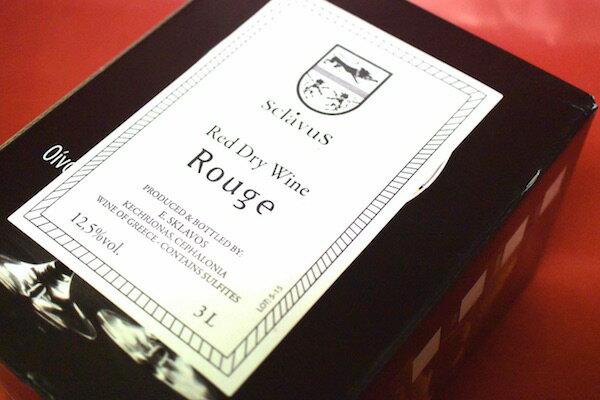 ドメーヌ・スクラヴォス / ヴァン・ルージュ・ド・ターブル アリシミスト 3000ml [2016] (マヴロダフネ) 【赤ワイン】