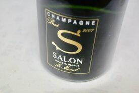 サロン [2007]【シャンパン(泡物)】