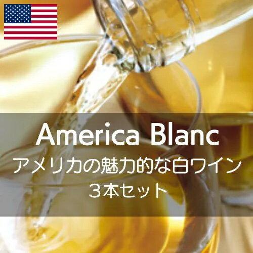 アメリカの魅力的な白ワインを楽しむ【ワインセット】