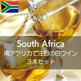 南アフリカで注目の白ワインを知る【ワインセット】