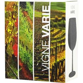 【BOXよりどり6個で送料無料】ヴィーニュ・ヴァリエ ロッソ バッグインボックス 3,000ml 【あす楽対応_関東】ボックスワイン 箱ワイン boxワイン