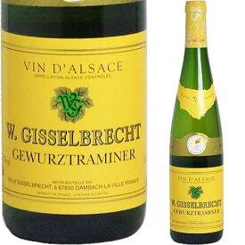 ウィリ・ギッセルヴレッシュトゥ ゲヴュルツトラミネール [2019]【あす楽】フランス アルザス AOC 白ワイン