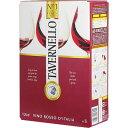 ボックスワイン 箱ワイン boxワイン 【BOXよりどり6個で送料無料】 <赤>タヴェルネッロ ロッソ バッグインボック…