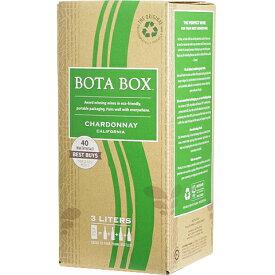 ボックスワイン 箱ワイン boxワイン 【白】ボタ シャルドネ バッグインボックス 3,000ml 【あす楽対応_関東】