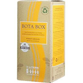 ボックスワイン 箱ワイン boxワイン 【白】ボタ ピノ・グリージョ バッグインボックス 3,000ml 【あす楽対応_関東】