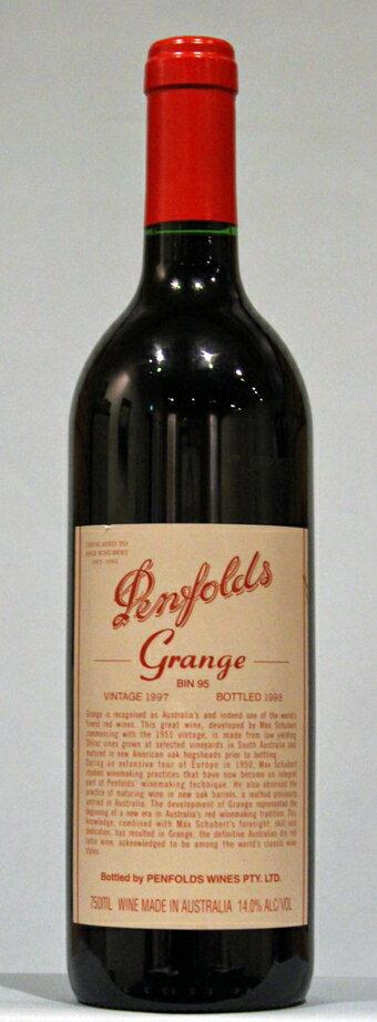 グランジ[1997]ペンフォールドペンフォールズ Grange Penfolds