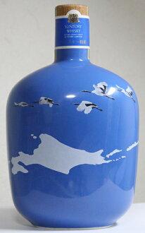 三得利舊北海道展覽紀念瓶 1982年限量版保費 760 毫升 43%三得利估值溢價的緣故 JiTK