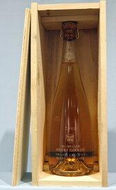 アンリジロー HENRI GIRAUDグラン・クリュ・フュ・ド・シェーヌ ブランドブラン[2002] Grand Cru Fut de Chene AY Blanc de Blancs
