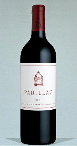 ポイヤック ド ラトゥール[2010] PAUILLAC DE LATOUR / PAUILLAC シャトーラトゥール サード