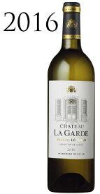 シャトー ラ ガルド ブラン[2016]Chateau La Garde Blanc Pessac Leognan 750ml