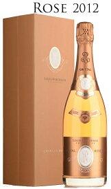 ロゼ クリスタル [2012]ルイ ロデレールROSE CRISTAL LOUIS ROEDERER 【Box】 750ml スパークリングワイン スパークリング ワイン シャンパーニュ ロゼ プレゼント ギフト お中元