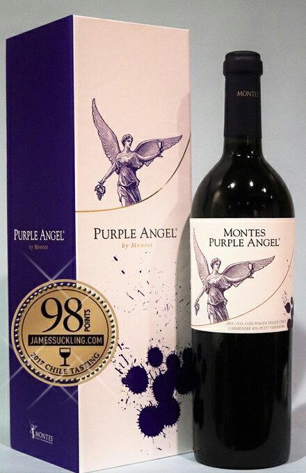 パープルエンジェル [2014] モンテス PURPLE ANGEL Montes BOX付き
