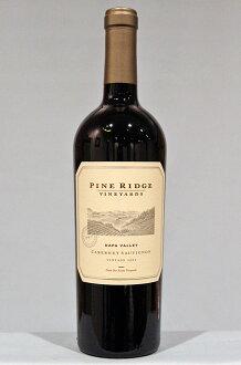 파인릿지카베르네소비니욘[2013] Pine Ridge 파인쥬스・릿지나파바레이