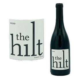 ザ ヒルト ピノ ノワール エステート[2017]サンタ・リタ・ヒルズ The Hilt Pinot Noir Estate Santa Rita Hills 750ml 赤ワイン 赤 ワイン ライトボディ ギフト プレゼント お中元