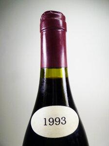 ヴォーヌ・ロマネ・クロ・パラントゥ[1993]アンリ・ジャイエ750ml★通年ワインセラーにて保管しておりますが、商品入荷時より若干コルク浮が見られ、キャップシールが捩れています★
