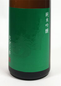 三井の寿 純米吟醸 大分三井 720ml