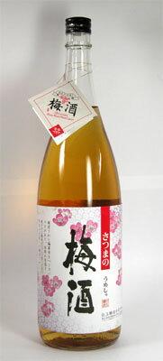 彩煌の梅酒 (白玉醸造)  1800ml