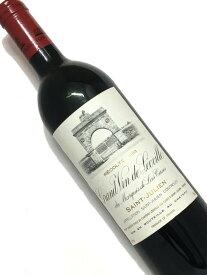 [1989]シャトー・レオヴィル・ラス・カ ズ750ml【結婚記念日】 【赤ワイン 】【コク辛口】【お中元】【お歳暮】【ワインギフト】《取り寄せ商品》