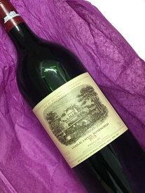 シャトー・ラフィット・ロートシルト[1978]1,500ml 【結婚記念日】【赤ワイン 】【コク辛口】【お歳暮】【ワインギフト】
