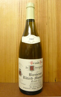 비안브뉴・바타르・몬랏시・그란・크류・특급[2007]년・드메이누・폴・페르노원힐Bienvenues-Batard-Montrachet Grand Cru [2007] Domaine Paul Pernot