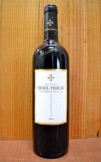 2009 年,AOC 聖埃米利永特級酒莊克羅伊菲基亞 / 年級 (城堡 rocher 巧克力貝爾維尤-菲基亞) 城堡拉克羅瓦菲基亞 [2009] AOC 聖埃米利永特級