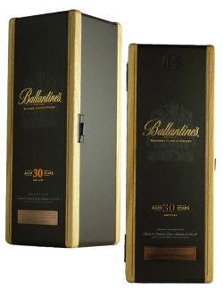 バランタイン 30年 40度 700ml 箱付 木箱入 並行Ballantines Aged 30 Years Very Old Scotch Whisky (DX Wooden Gift Box) 700ml 40%