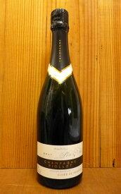 """ピオロ・ペール・エ・フィス・シャンパーニュ""""キュヴェ・ドゥ・レゼルヴ""""・生産者元詰・R.M・ビオディナミ(エコセール認定)・蔵出しPiollot Pere & Fils Champagne""""Cuvee de Reserve""""R.M."""