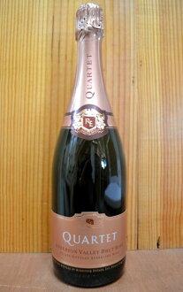 "rodereru·財產、""四重奏""安德森·vare·buryutto·玫瑰葡萄酒(rodereru·財產自己公司旱田100%)(A.V.A安德森·芭蕾)Roederer Estate""Quartet""Anderson Valley Brut Rose"