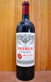ペトリュス[2008]年・AOCポムロール・シャトー元詰・蔵出しPETRUS [2008] AOC Pomerol