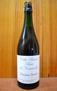 クール ド リヨン シードル ブリュット ド ノルマンディ (クリスチャン ドルーアン) (クール ド リヨン) 正規 フランス ノルマンディー 750ml りんご酒 発泡酒 微炭酸Cidre Bouche Brut de Normandie (Calva