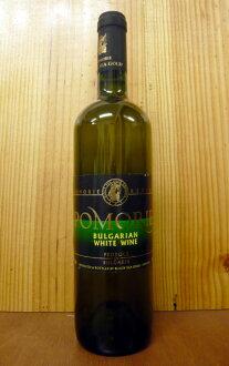 ポモリエ/불가리아/화이트/와인/블랙 씨 ・ 골드 ・ 유 니 블랑 POMORIE Bulgarian White Wine (Black Sea Gold) Pomorie Region