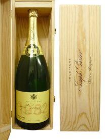 【木箱入】ジョセフ・ペリエ・シャンパーニュ・キュヴェ・ロワイヤル・ヴィンテージ[1982]年限定古酒・マグナム・サイズ・1500ml・正規代理店品・豪華木箱入りJoseph Perrier Champagne Cuvee Royale Brut Vintage [1982] MG Wood Gift Box