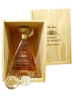 """原金字塔·玻璃瓶""""tore·raru""""[1959]年齡罕見的限定古酒白蘭地酒·桿·二低含豪華的木盒&天鵝絨包的桿·二低家、domenu詰問、AOC豪華·香巴紐·白蘭地酒、正規的進口商品硬體酒精飲料"""
