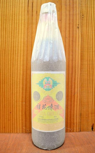 ケイカ・チンチュ(桂花陳酒)KUEI HUA CHEN CHIEW