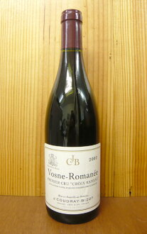 """原vonu·romane·purumie·kuryu、一級、""""ra·kurowa·ramo""""[2002]年、珍藏限定倉庫高湯物品、domenu·kudorei(kudore)bizo詰問(所有者販賣人倉庫高湯品)Vosne Romanee 1er Cru""""La Croix Rameau""""[2002]Domaine Coudray Bizot"""