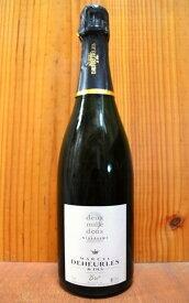 マルセル ドゥウールル シャンパーニュ ミレジム 2002 R.M フランス AOCミレジム シャンパーニュ 白 辛口 泡 シャンパン 750ml (マルセル・ドゥウールル・シャンパーニュ)Marcel Deheurles Champagne Millesime [2002] R.M. AOC Millesime Champagne