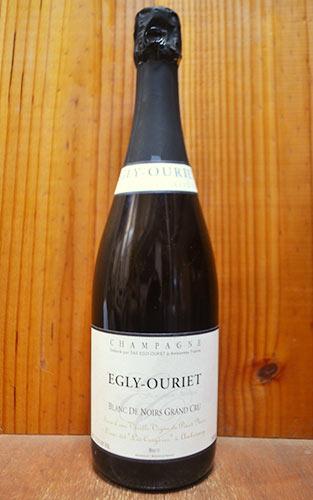 エグリ ウーリエ シャンパーニュ グラン クリュ ブラン ド ノワール ヴェエイユ ヴィーニュ ブリュット 泡 白 シャンパン シャンパーニュ 750ml エグリウーリエ (エグリ・ウーリエ・グラン・クリュ)EGLY-OURIET Champagne Grand Cru Blanc de Noirs Vieilles Vignes Brut