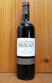 レ シェーヌ ド ブスコー ルージュ 2011 グラン クリュ クラッセ ド グラーヴ (グラーヴ格付) AOCペサック レオニャン (シャトーブスコーのセカンドワイン) ソフィー リュルトン家 赤ワイン ワイン 辛口 フルボディ 750mlLe Chenes de Bouscaut Rouge [2011]