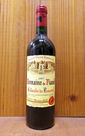 ドメーヌ・ド・ヴィオー ラランド・ド・ポムロール 1997年 750ml (フランス ボルドー 赤ワイン)