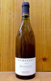 ムルソー 1999 ドゥメセ AOCムルソー 究極限定秘蔵品 フランス 白ワイン ワイン 辛口 750mlMeursault [1999] Demessey AOC Meursault
