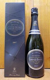 【箱入】ローラン ペリエ シャンパーニュ ブリュット ミレジム 2008 正規 ローランペリエ (ローラン・ペリエ) 箱付 ギフト シャンパン 白 辛口 泡 750mlLaurent-Perrier Champagne Brut Millesime 2008 AOC Champagne