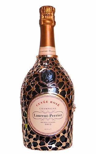 ローラン ペリエ シャンパーニュ キュヴェ ロゼ ローブ 正規 泡 シャンパン ワイン 辛口 750ml (ローラン・ペリエ)Laurent Perrier Champagne Cuvee Rose Brut (Robe) Limited Edition AOC Rose Champagne