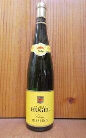 アルザス リースリング ヒューゲル クラシック 2016 ヒューゲル 正規 白ワイン ワイン 辛口 750mlAlsace Riesling Hugel [2016] Hugel et Fils