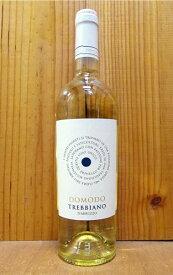 ドモード トレッビアーノ 2018 カンティーナ エ オレイフィーチョ ソシアーレ イタリア D.O.Pトレッビアーノ ダブルッツォ 白ワイン 辛口 750mlDOMODO TREBBIANO [2018] SAN MARZANO DOP Trebbiano d'Abruzzo