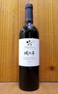 シャトー メルシャン 城の平 2013 城の平ヴィンヤード 日本ワインコンクール2018年度欧州系品種 赤部門 金賞受賞 赤ワイン ワイン 辛口 フルボディ 750ml (日本ワイン)Chateau Mercian Jyonohira [2013] Cha