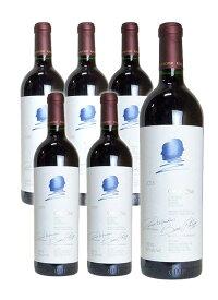 【送料無料・6本セット】オーパス ワン 2015 ロバート モンダヴィ&バロン フィリピーヌ ド ロートシルト家 アメリカ カリフォルニア ナパ ヴァレー 赤ワイン ワイン 辛口 フルボディ 750ml×6 (オーパス・ワン)OPUS ONE [2015]